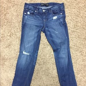 Express jeans, size 2